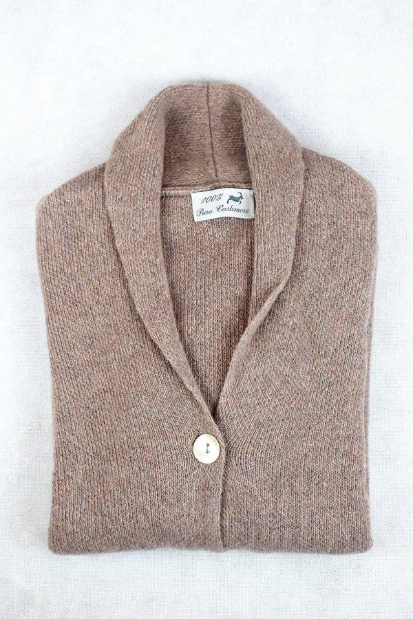 Giacca donna classica in Puro Cashmere Made in Italy