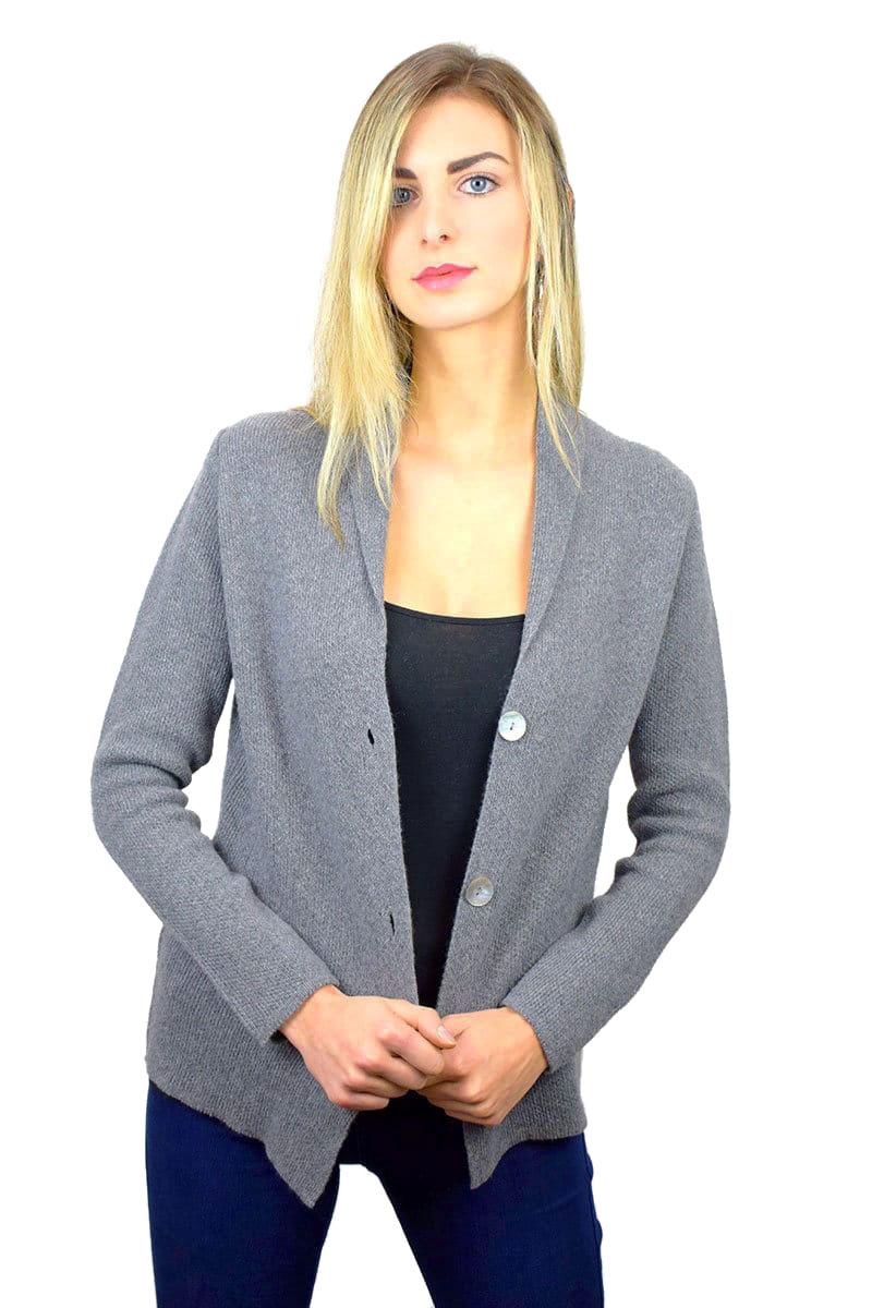 Giacca donna in puro Cashmere