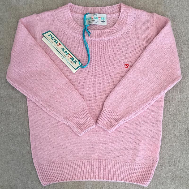 new styles 654ff 65d88 Maglioncino Rosa