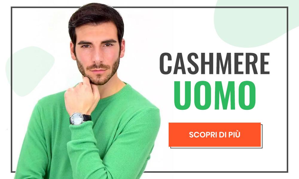 Collezione Cashmere Uomo - Papini Cashmere