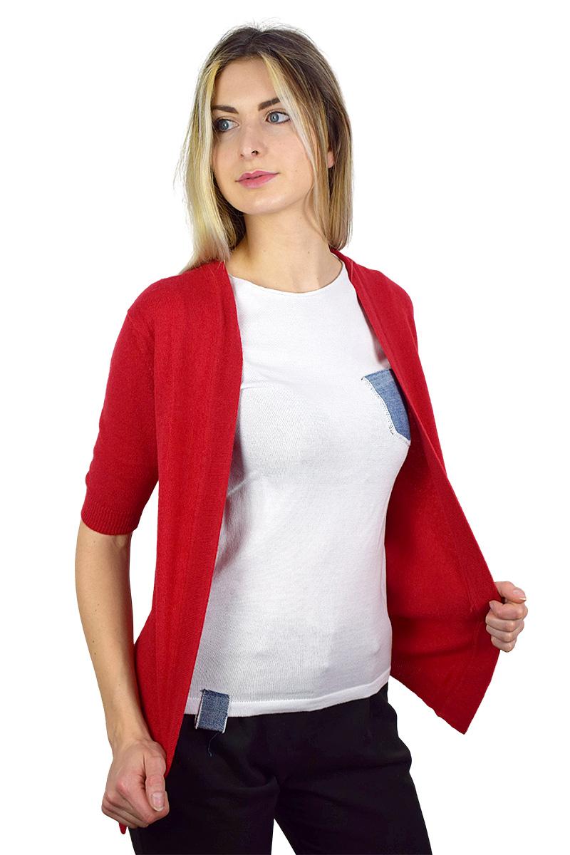Giacca Lebosky rossa da donna
