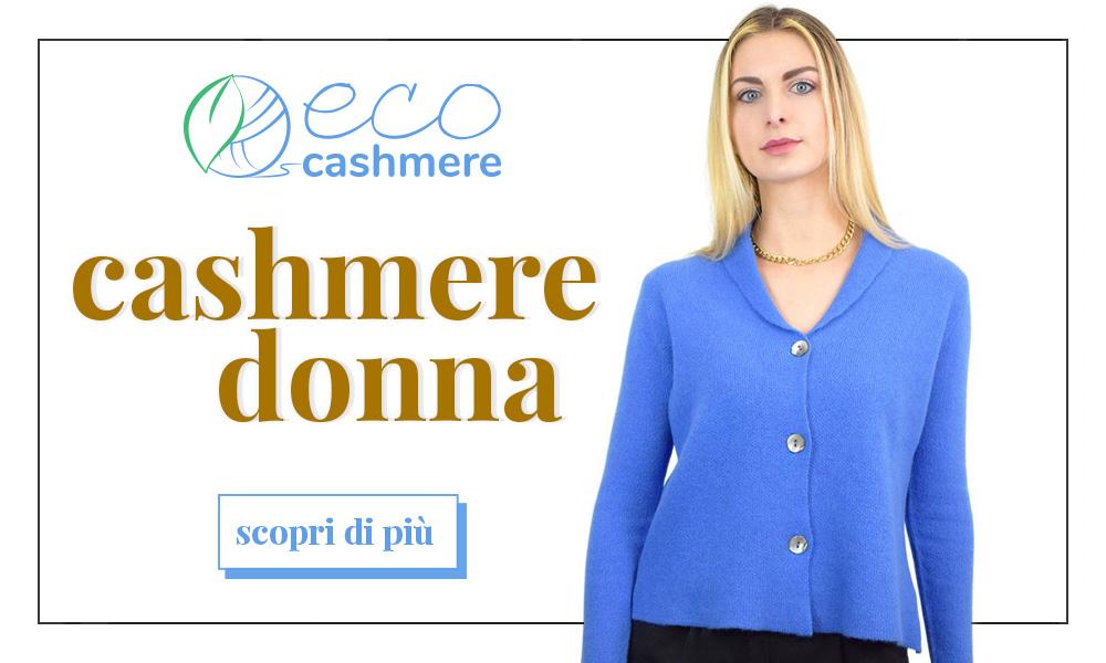 Eco Cashmere Donna