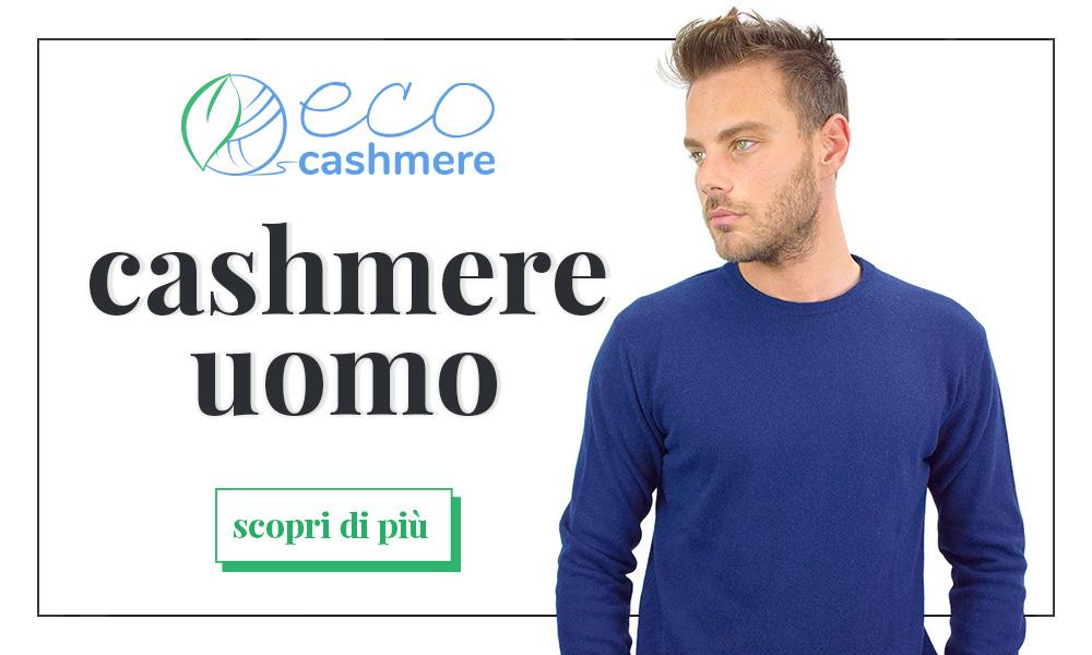 Eco Cashmere Uomo
